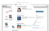 LinkedIn Integration with Microsoft Dynamcs CRM. Image courtesy LinkedIn.