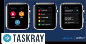 Salesforce.com unloads new enterprise apps for Apple Watch